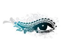 oko istota ludzka ilustracji