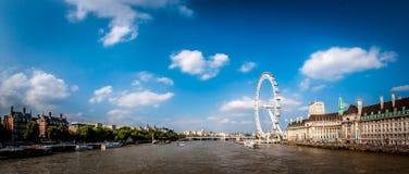 oko London Zdjęcie Stock