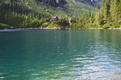 Oko Morskie, Польша, moutains Tatra стоковая фотография rf