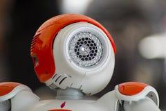 Oko robot Obrazy Royalty Free