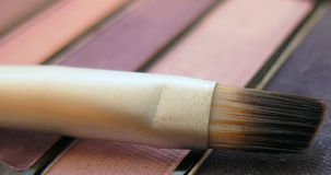 oko szczotkarscy cienie zdjęcie royalty free