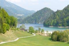 oko tego s lake widok Obrazy Royalty Free