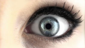 Oko z środkiem wybuchowym