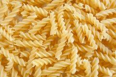 Okokt italiensk pastatextur Arkivfoton