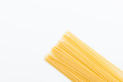 Okokt vermiceller för pasta Royaltyfri Bild