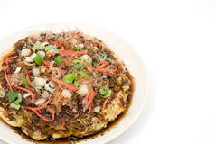 Okonomiyaki Royalty Free Stock Photo
