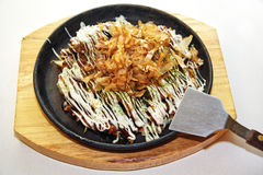 Okonomiyaki Stock Photography