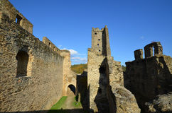Okor castle Royalty Free Stock Photos
