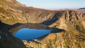 Okoto Lake in Rila, Bulgaria Stock Photo