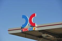 OKQ8 Стоковая Фотография