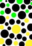 okrąg barwiący Zdjęcie Royalty Free