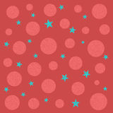okrąg gwiazdy ilustracja wektor