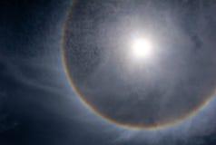 okrąg słoneczny Obraz Royalty Free