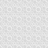 Okręgi bezszwowy wzór geometryczny tło Obraz Royalty Free
