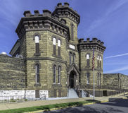 Okręgu administracyjnego więzienie Obraz Royalty Free