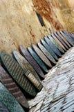okręgu islamski mozaiki stołu traditonal Fotografia Stock
