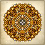 okręgu koronki ornamentu ornamental ornament Obraz Royalty Free