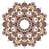 okręgu koronki ornamentu ornamental ornament Fotografia Stock