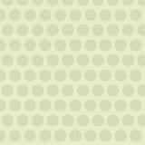 Okręgu wzór, tło ilustracja Zdjęcie Stock