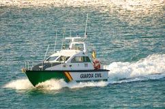 okręt straży przybrzeżnej Zdjęcia Royalty Free