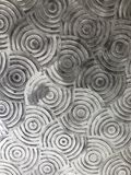 Okrąg abstrakcjonistyczna grafika na drodze przemian Fotografia Royalty Free