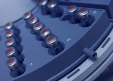 Okrąg buteleczki fotografia stock