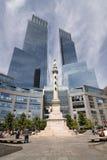okrąg Columbus Fotografia Stock