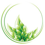 okrąg ekologia Fotografia Royalty Free