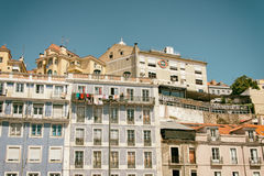 Okręg Lisbon zdjęcie royalty free