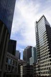 okręgowy San Francisco finansowego Obraz Royalty Free