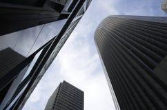 okręgowy San Francisco finansowego Fotografia Stock