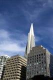 okręgowy San Francisco finansowego Fotografia Royalty Free