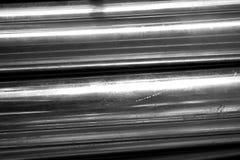 Okręgu metalu tubka Obrazy Stock