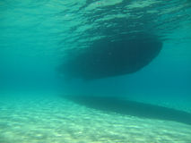 okręt podwodny Zdjęcie Royalty Free