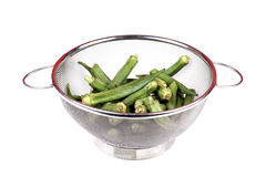 Okra Stock Images