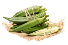 Okra Stock Photos