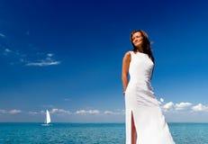 określeń 3 białego Fotografia Royalty Free