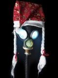 okropna Boże Narodzenie czarodziejka Fotografia Royalty Free