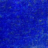 Okrzesana powierzchnia lapisu lazuli klejnotu kopalny kamień Obraz Royalty Free