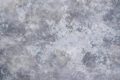 Okrzesany stary popielaty betonowy podłogowy tekstura cement Obrazy Stock