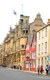 Oksfordzka głowna ulica Obraz Royalty Free