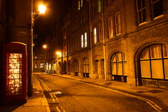 Oksfordzka noc III obraz royalty free