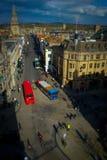 Oksfordzka panorama Zdjęcia Stock
