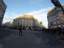 Oksfordzki cyrk obrazy royalty free