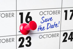 16. Oktober Lizenzfreie Stockfotos