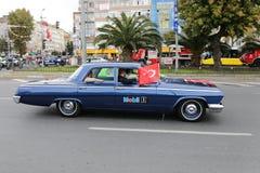 29 Oktober-de Dagviering van de Republiek van Turkije Royalty-vrije Stock Foto