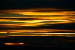 Oktober-Himmel Stockbilder