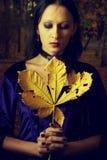 Oktober mood Royaltyfria Bilder