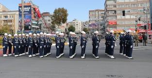 29. Oktober Tag der Republik-Feier im Jahre 2017 Lizenzfreies Stockbild