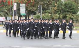 29. Oktober Tag der Republik-Feier von der Türkei Lizenzfreie Stockfotos
